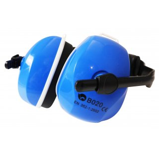 Viwanda Berlin compact capsule ear protection in blue,...